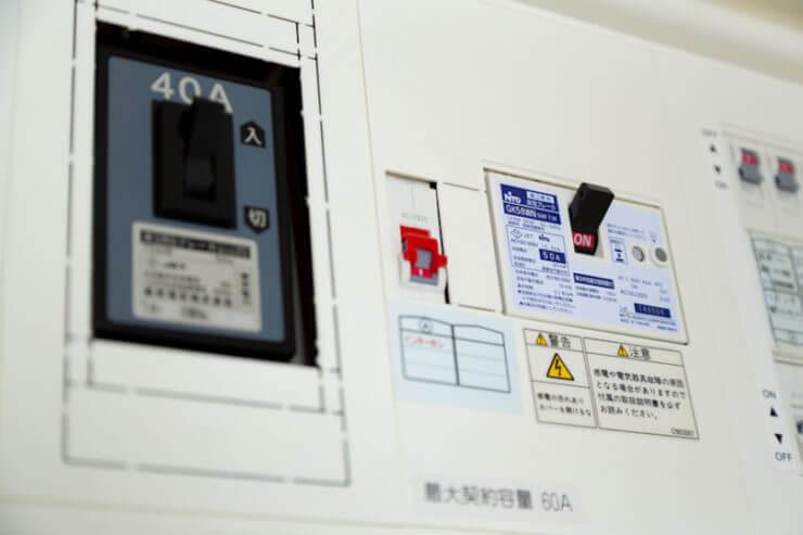 通電火災対策として感電ブレカーの設置がおすすめ