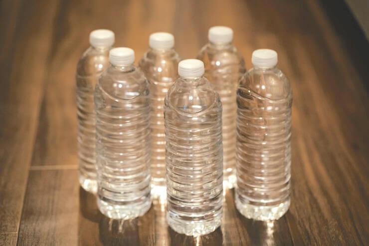 備蓄すべき水分
